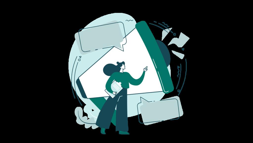community management storytelling linkedin
